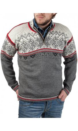 Dale of Norway Dale of Norway ® Pullover Vail, grijs