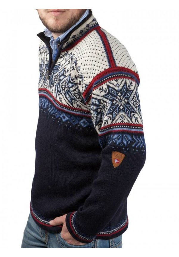 ® Pullover Vail, Donkerblauw