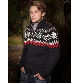 Dale of Norway Dale of Norway ® Pullover Myking, Zwart
