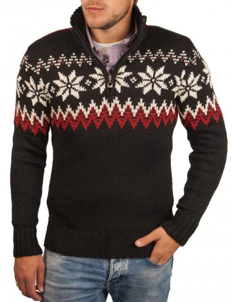 Dale of Norway ® Pullover Vail, Pullover Myking, Zwart