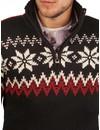 ® Pullover Vail, Pullover Myking, Zwart