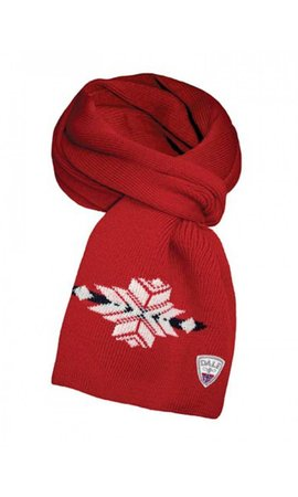 Dale of Norway Dale of Norway ® Sochi Scarf, Rood