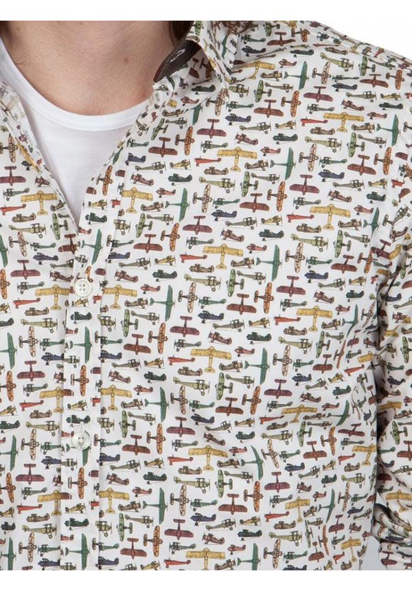 ® Shirt Airplane