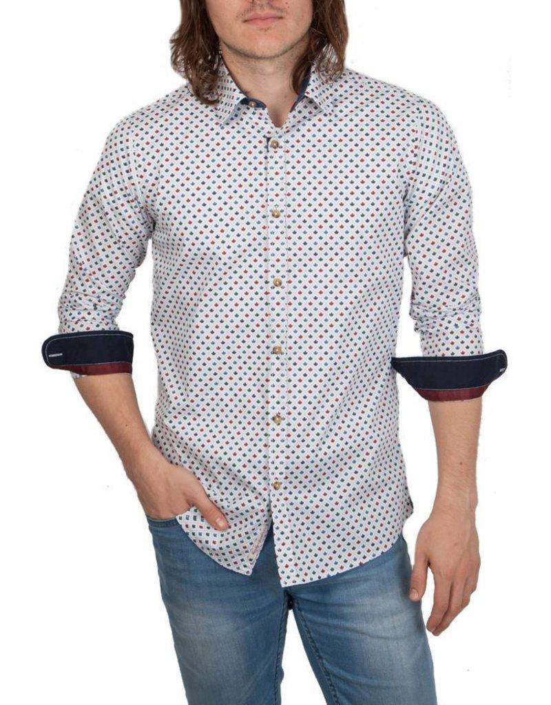 Lucky de Luca ® Shirt Maple Leaf