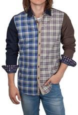 Lucky de Luca ® Shirt Patchwork