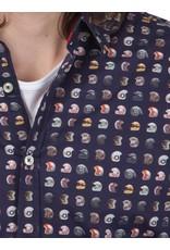 Lucky de Luca ® Shirt Helmet
