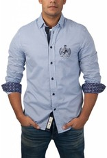 van Santen & van Santen ® Overhemd Buenos Aires