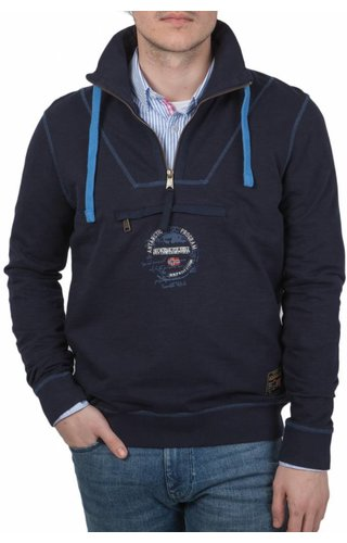 Napapijri Napapijri ® Sweatshirt Baunder Donkerblauw