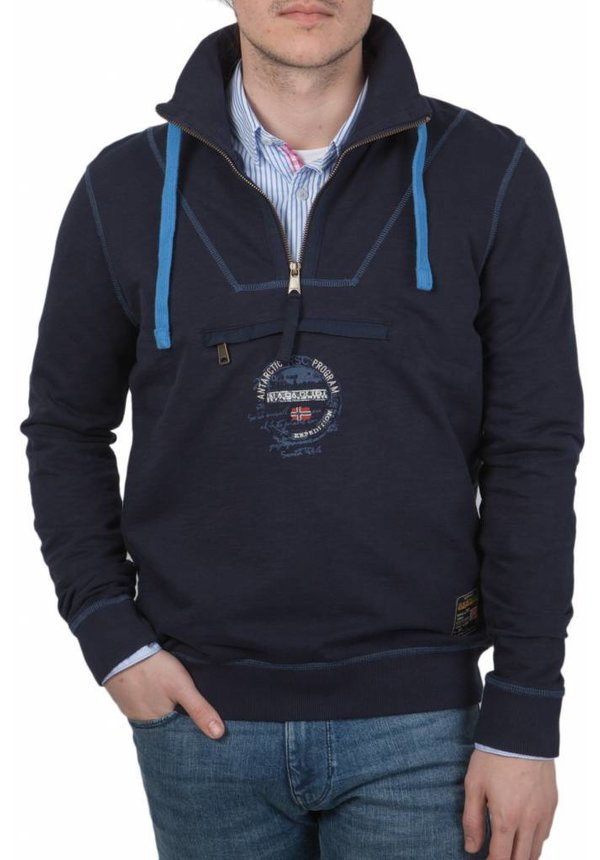 ® Sweatshirt Baunder Donkerblauw