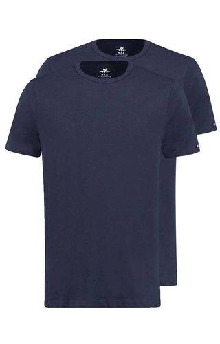 NZA - New Zealand Auckland NZA New Zealand Auckland ® 2-Stuks T-shirts met ronde hals