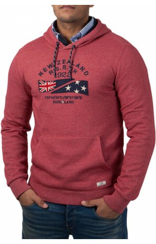 NZA - New Zealand Auckland NZA New Zealand Auckland ® Hooded Sweatshirt