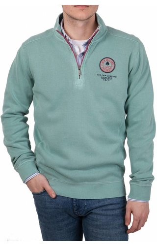 NZA - New Zealand Auckland NZA New Zealand Auckland ® Sweatshirt Zipper