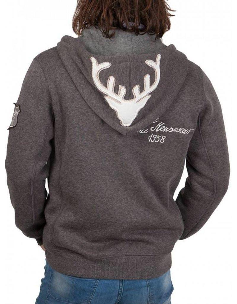 Krüger ® Hoodie Sweatshirt Deer