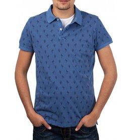 Camp David Camp David ® Poloshirt All Over Print
