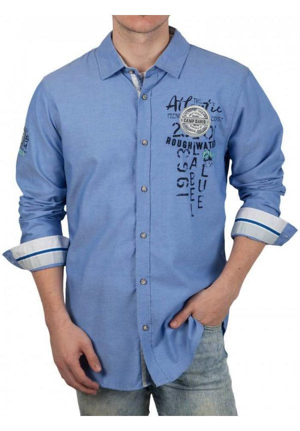 ® Oxford Shirt Artwork