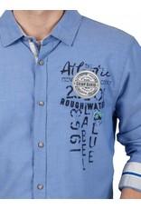Camp David ® Oxford Shirt Artwork