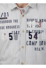 Camp David ® Striped Shirt Highest Waves