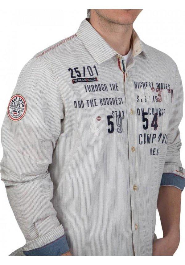 ® Striped Shirt Highest Waves