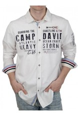 Camp David ® Shirt Heavy Storm