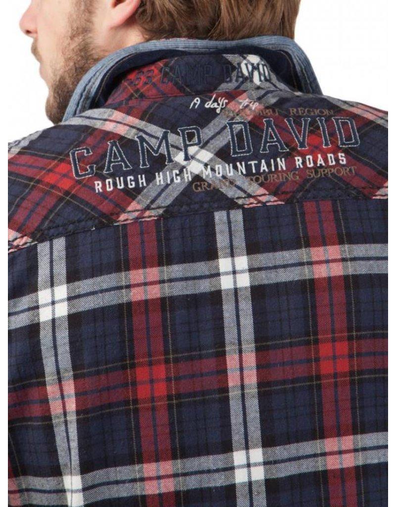 Camp David ® Shirt Mountain Roads