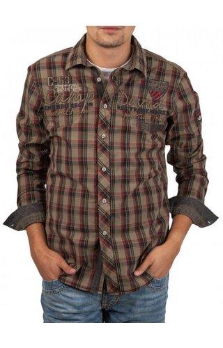 Camp David Camp David ® Shirt check C-63