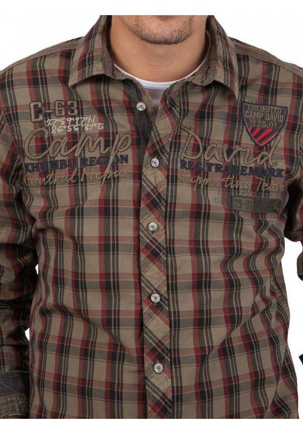 ® Shirt check C-63
