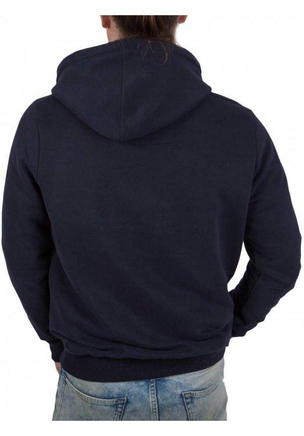 ® Poloshirt Hoodie Used Print