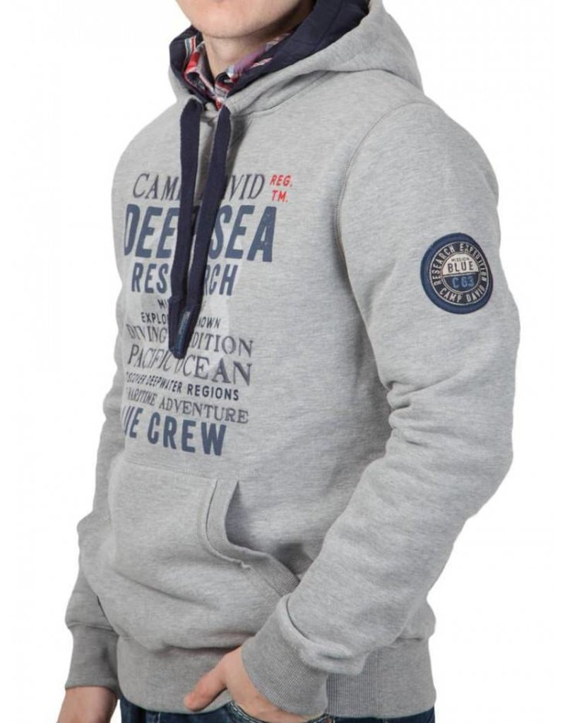 Camp David ® Sweatshirt Deep Sea