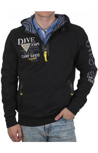 Camp David Camp David ® Sweatshirt Pacific Ocean