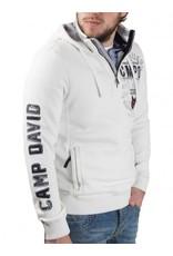 Camp David ® Hoodie Coast Guard design