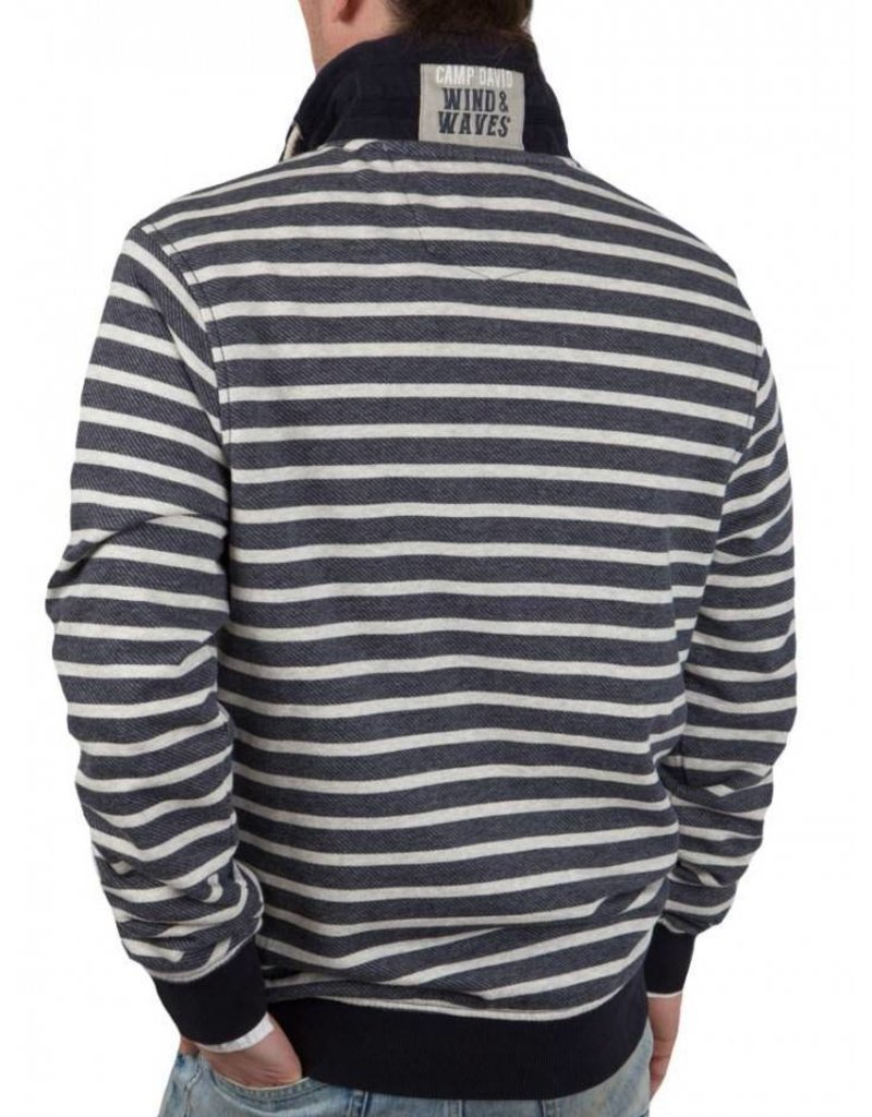 Camp David ® Sweatshirt Sea Challenge