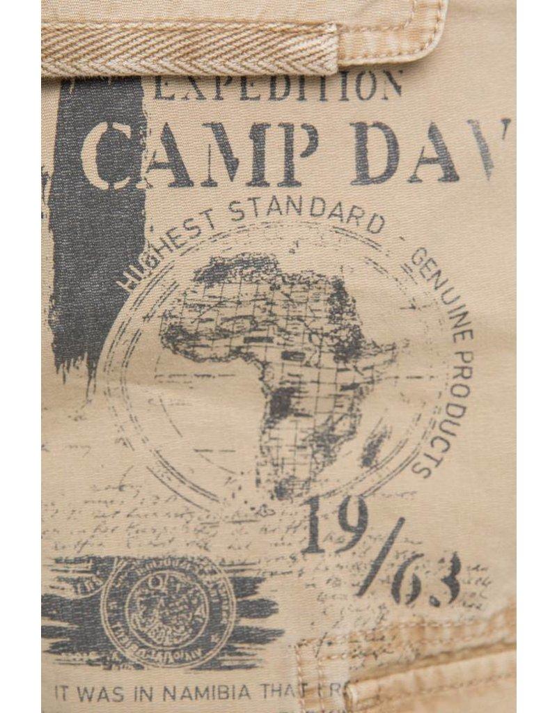 Camp David ® Cargo Bermuda