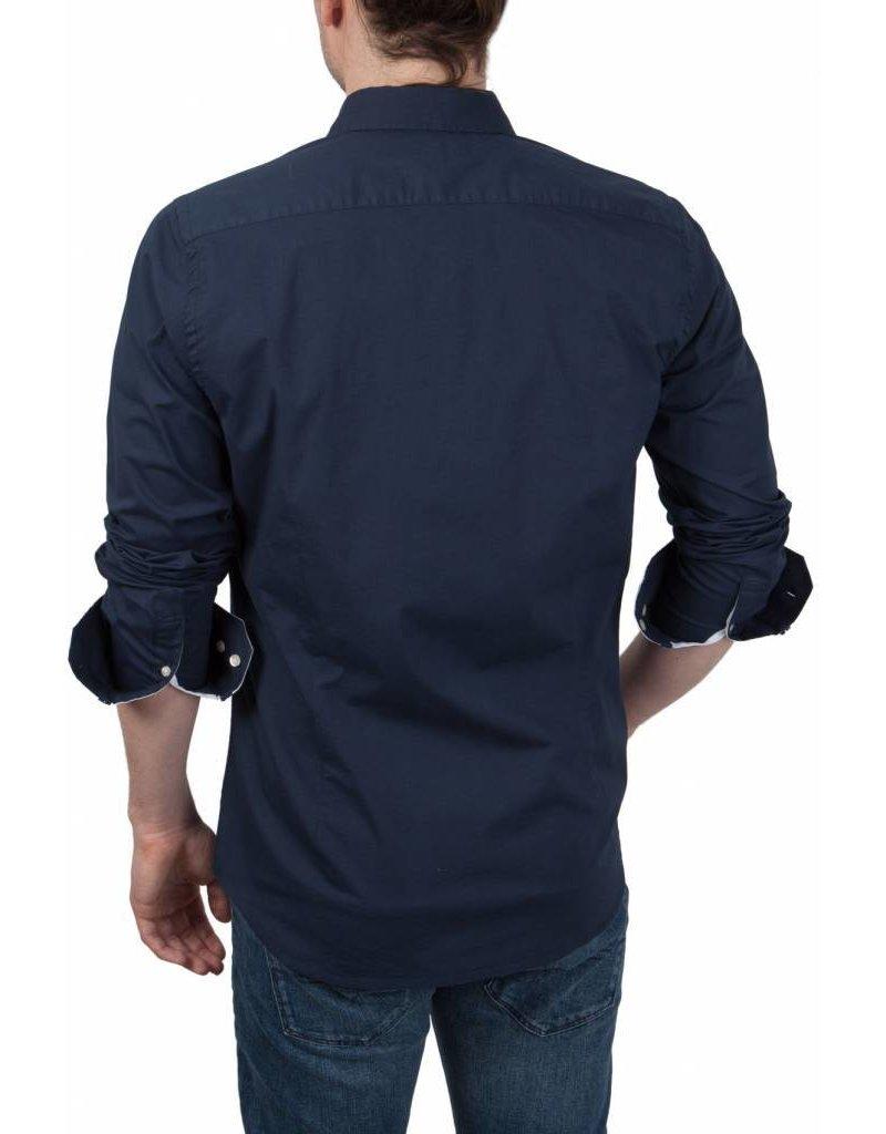 La Martina ® Overhemd Maserati, donkerblauw