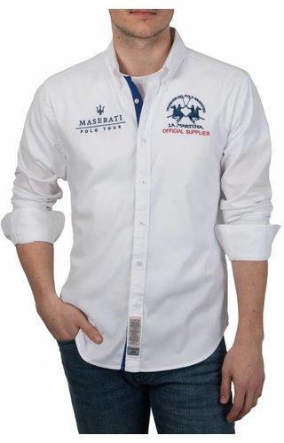 La Martina La Martina ® Overhemd Maserati
