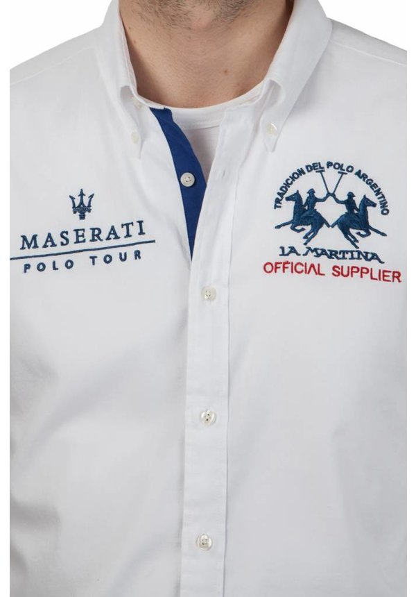 ® Overhemd Maserati