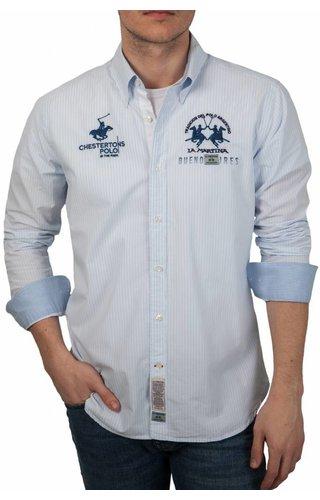 La Martina La Martina ® Overhemd Chestertons Polo