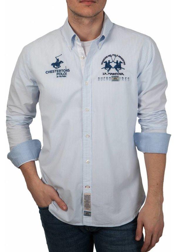 ® Overhemd Chestertons Polo