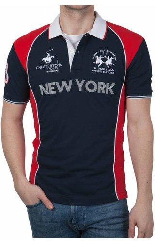 La Martina La Martina ® Poloshirt New York