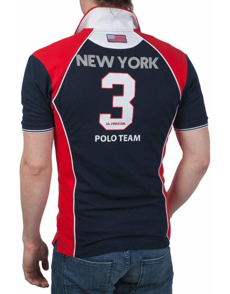 La Martina ® Poloshirt New York