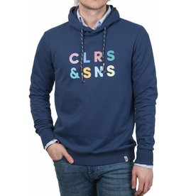 Colours & Sons Colours & Sons ® Hoodie sweatshirt Logo