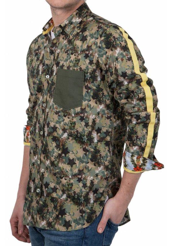 ® Shirt Camouflage Desert