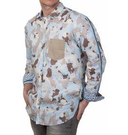 Lucky de Luca Lucky de Luca ® Shirt Camouflage