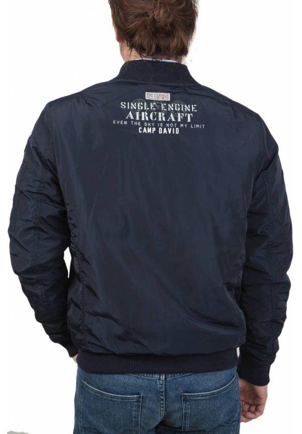 ® Jas Aircheck, Donkerblauw