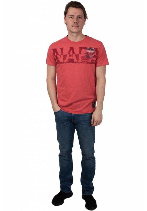 ® T-Shirt met korte mouwen, Sabol