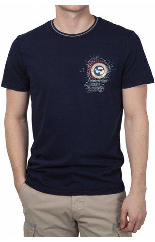 Napapijri Napapijri ® T-Shirt met korte mouwen, Sandy  Donkerblauw