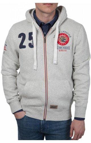 Camp David Camp David ® Hoodie-Jacket Tokyo Lifestyle