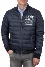Camp David ® Jas Aircheck, Donkerblauw