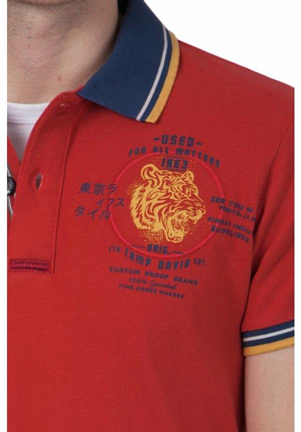 ® Poloshirt Tokyo Lifestyle