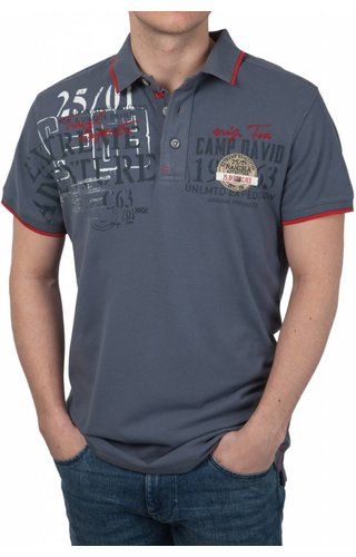 Camp David Camp David ® Poloshirt Extreme Expedition
