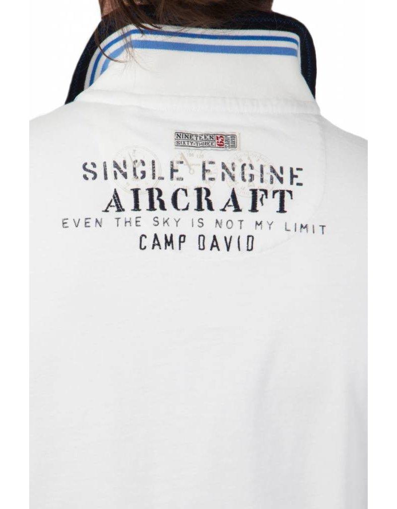 Camp David ® Poloshirt Spirit of Aviation